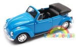 Volkswagen Beetle cabriolet 1:34 - 1:39 model WELLY