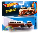 HOT WHEELS  HW CITY ciężarówka CUSTOM VOLKSWAGEN HAULER
