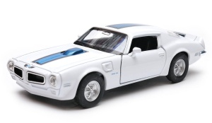 Pontiac Firebird Trans AM 1972 1:34 - 39 model WELLY