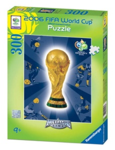 Ravensburger puzzle 300 elementów FIFA World Cup