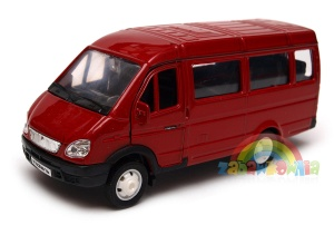 GAZ Gazela 27051 1:34-39 model WELLY