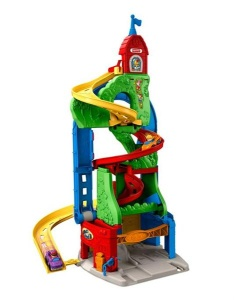 Fisher Price Little People Górskie miasteczko 2 w 1 DFT71