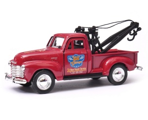 Chevrolet Tow Truck 1953 1:34 - 39 model WELLY