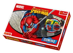 GRA Trefl 00777 DOMINO Spider-Man
