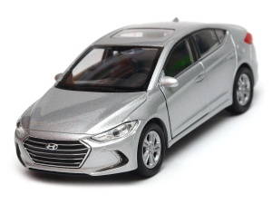 Hyundai Elantra 1:34 - 39 WELLY