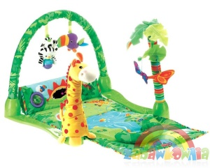 Mata Fisher-Price Las Tropikalny - Rainforest