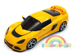 Model 1:24 Welly zdalnie sterowany Lotus Exige S Supercharged V6