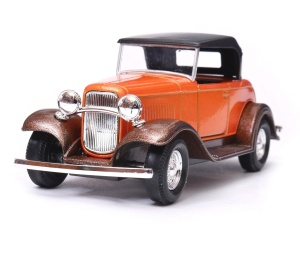 Ford Roadster soft top 1:34 - 39 model WELLY