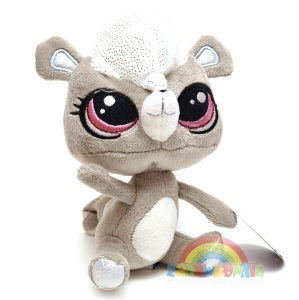maskotka Littlest Pet Shop skunksik