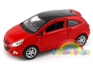 Opel Corsa OPC 1:34-39 model WELLY