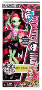 lalka Monster High Venus McFlytrap - Koncert