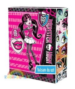 Wild Science Dromader Doktor Lab Monster High - Balsam do ust
