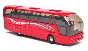 autobus Neoplan Starliner 1:60 model WELLY
