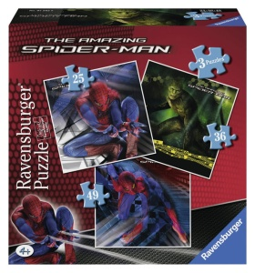 Ravensburger puzzle 3w1 The Amasing Spider-Man