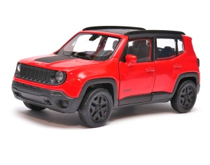 Jeep Renegade Trailhawk 1:34-39 model WELLY
