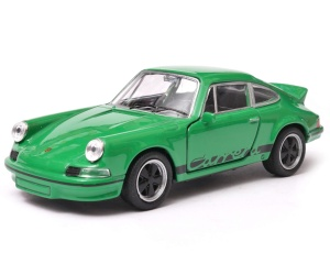 Porsche Carrera RS 1973 1:34-39 model WELLY