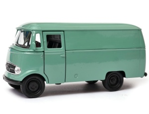 Mercedes-Benz L319 panel 1:34-39 model WELLY