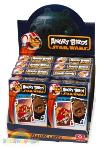 karty do gry Angry Birds Star Wars