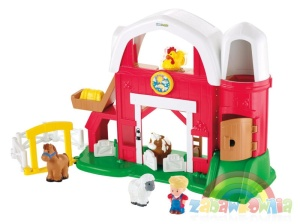 Little People Fisher-Price Wsoła Farma