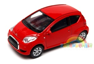Citroen C1 - model Welly skala 1:43