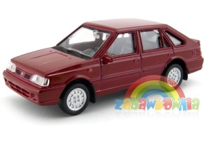 Polonez Caro Plus model Welly w skali 1:43
