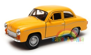 Syrena 105 1:34-39 model  Welly z napędem