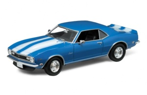 Welly model 1:18 Chevrolet Camaro Z28 1968
