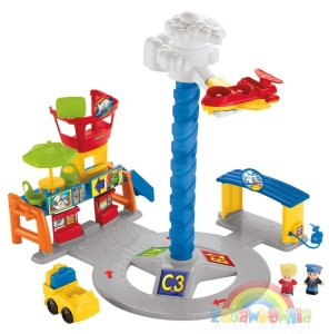 Little People Fisher-Price - Lotnisko