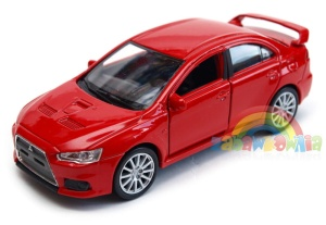 Mitsubishi Lancer Evolution X 1:34 - 39 WELLY