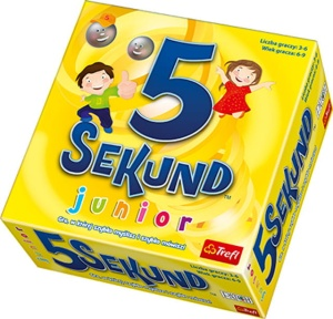 5 Sekund Junior gra Trefl