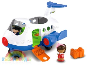 Little People Fisher-Price Wesoły Samolot
