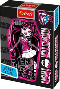 Karty do gry - Monster High
