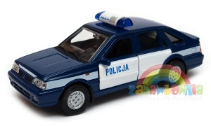 Polonez Caro Plus Policja 1:34-39 model  Welly