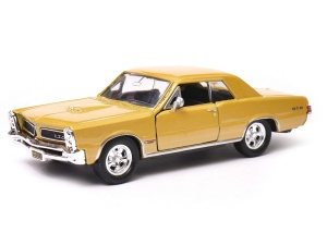 Pontiac GTO 1965 1:34 - 39  WELLY