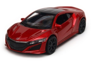 Honda NSX 2015 1:34-39 model WELLY