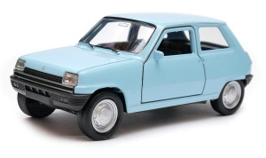 Renault 5 1:34-39 model WELLY Le Car