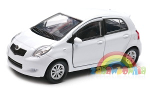 Toyota Yaris 1:34 - 39 model WELLY