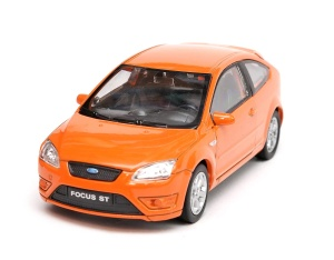 Ford Focus ST 1:34-39 model WELLY