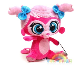 maskotka Littlest Pet Shop małpka