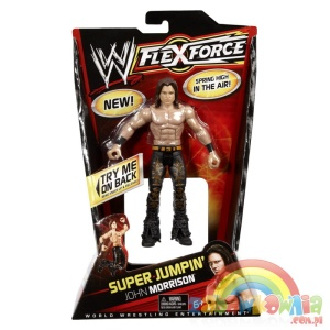 World Wrestling Entertainment figurka podstawowa FLEXFORCE John Morrison
