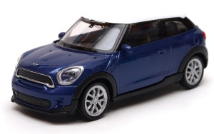 Mini Cooper S Paceman - model Welly skala 1:43