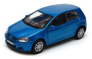 Volkswagen Golf V 1:34 - 39 golf WELLY