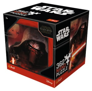 puzzle Trefl 362 elementy STAR WARS Kylo Ren - Nano puzzle Collection