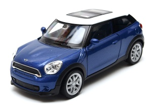 Mini Cooper S Paceman 1:34 - 1:39 model WELLY
