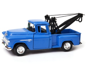 Chevrolet Chevy StepsideTow Truck 1955 1:34-39 model WELLY
