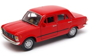 Fiat 125p 1:34-39 model  Welly