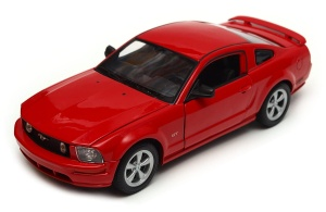 Ford Mustang GT 2005 model Welly w skali 1:24