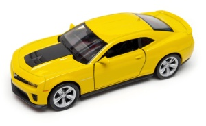 Chevrolett Camaro ZL1 1:34 - 39 WELLY