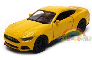 Ford Mustang GT 2015 1:34-39 model WELLY
