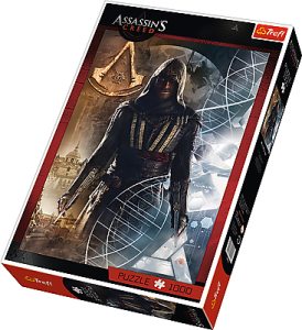 Trefl puzzle 1000 elementów Assassin's Creed 10452